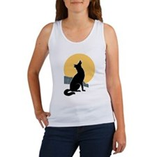 Howling Wolf Women's Tank Top