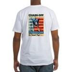 Chain Off 2009 Fitted T-Shirt