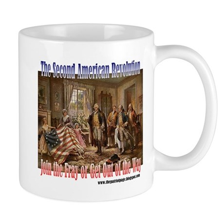 Second American Revolution Mug