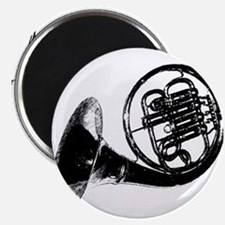 French Horn Magnet