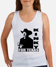 Kinky for Texas Women's Tank Top