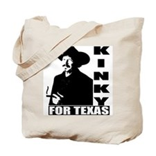 Kinky for Texas Tote Bag