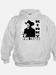 Kinky for Texas Hoodie