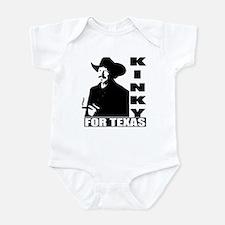 Kinky for Texas Infant Bodysuit