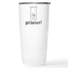 Got Barium? Travel Mug