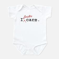 I Foster Care Infant Bodysuit
