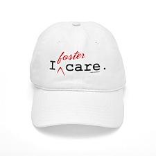 I Foster Care Baseball Cap