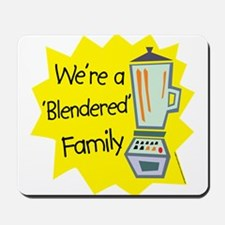 Blendered Family Mousepad