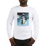 Goodwill to Man's Best Friend Long Sleeve T-Shirt