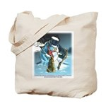 Goodwill to Man's Best Friend Tote Bag