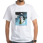Goodwill to Man's Best Friend White T-Shirt