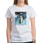 Goodwill to Man's Best Friend Women's T-Shirt