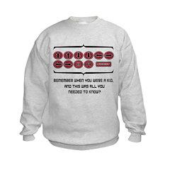 Remember the Code - Light Sweatshirt