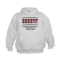 Remember the Code - Light Hoodie
