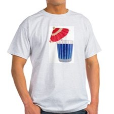 Red, White and Blue Drink T-Shirt