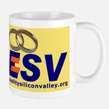Marriage Equality Silicon Val Mug