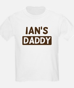 Ians Daddy T-Shirt