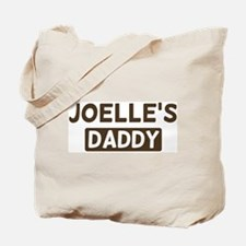 Joelles Daddy Tote Bag