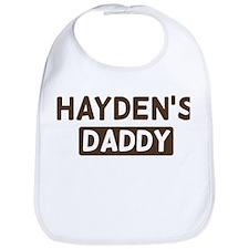 Haydens Daddy Bib