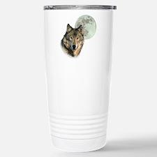 Wolf Moon Travel Mug
