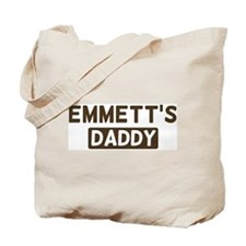 Emmetts Daddy Tote Bag