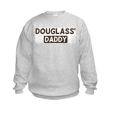 Douglasss Daddy Kids Sweatshirt