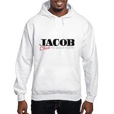 Jacob Black - my space heater Hoodie