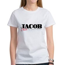 Jacob Black - my space heater Tee
