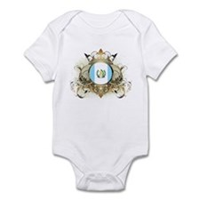 Stylish Guatemala Infant Bodysuit