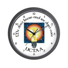 UCTAA Wall Clock