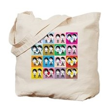 Little Lovers - Love Cube Tote Bag