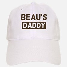 Beaus Daddy Baseball Baseball Cap