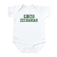 Number 1 Dad - Zechariah Infant Bodysuit