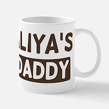 Aliyas Daddy Mug