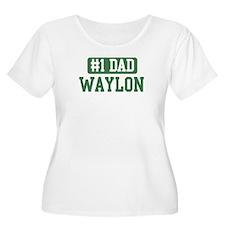 Number 1 Dad - Waylon T-Shirt