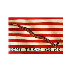 First Navy Jack Rectangle Magnet (10 pack)