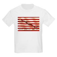 First Navy Jack Kids T-Shirt
