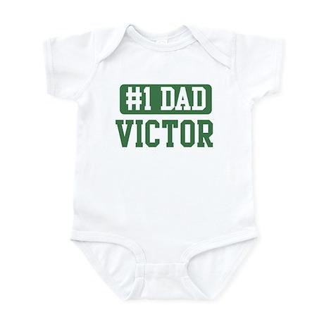 Number 1 Dad - Victor Infant Bodysuit