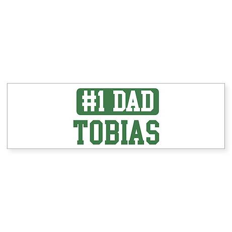 Number 1 Dad - Tobias Bumper Sticker