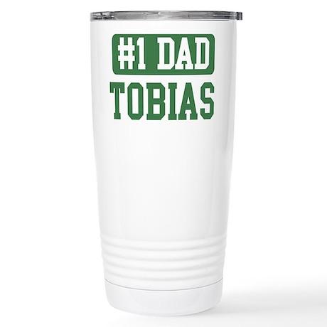 Number 1 Dad - Tobias Stainless Steel Travel Mug