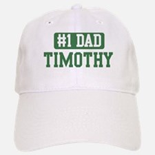 Number 1 Dad - Timothy Baseball Baseball Cap