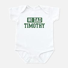 Number 1 Dad - Timothy Infant Bodysuit