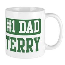 Number 1 Dad - Terry Mug