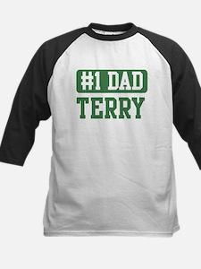 Number 1 Dad - Terry Tee