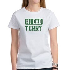 Number 1 Dad - Terry Tee