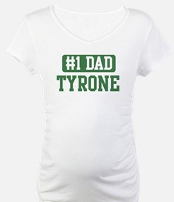 Number 1 Dad - Tyrone Shirt