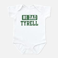 Number 1 Dad - Tyrell Infant Bodysuit