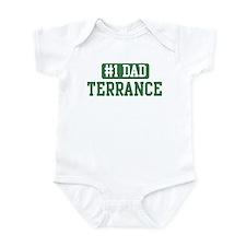 Number 1 Dad - Terrance Infant Bodysuit