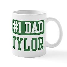 Number 1 Dad - Tylor Mug