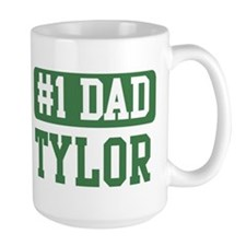 Number 1 Dad - Tylor Mug